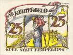 Germany, 25 Pfennig, 746.1