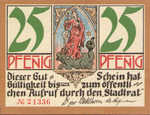 Germany, 25 Pfennig, 668.1a