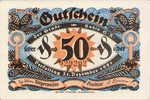 Germany, 50 Pfennig, 668.9a