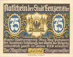 Germany, 75 Pfennig, 792.1