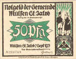 Germany, 50 Pfennig, 906.1