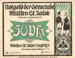 Germany, 50 Pfennig, 906.1