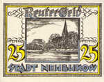 Germany, 25 Pfennig, 936.1