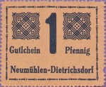 Germany, 1 Pfennig, 953.1a