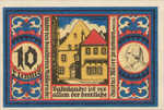 Germany, 10 Pfennig, 1032.1