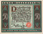 Germany, 50 Pfennig, 1033.2