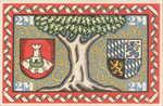 Germany, 1 Mark, 1050.2a