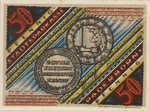 Germany, 50 Pfennig, 1043.3