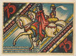 Germany, 75 Pfennig, 1043.3