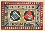 Germany, 1 Mark, 1050.2b