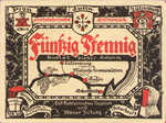 Germany, 50 Pfennig, 1063.2