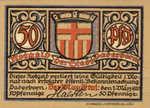 Germany, 50 Pfennig, P1.4a