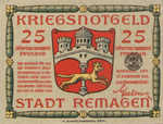 Germany, 25 Pfennig, R24.1a