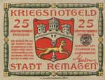 Germany, 25 Pfennig, R24.1a