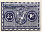 Germany, 25 Pfennig, R10.1b