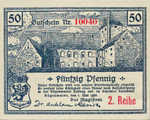 Germany, 50 Pfennig, R54.2