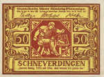 Germany, 50 Pfennig, 1193.1