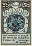 Germany, 50 Pfennig, 1173.1c