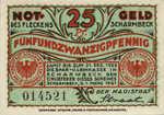 Germany, 25 Pfennig, 1173.3a