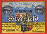Germany, 75 Pfennig, 1262.5a