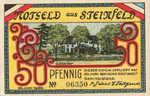Germany, 50 Pfennig, 1262.1a