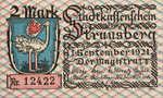 Germany, 2 Mark, 1281.1