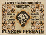 Germany, 50 Pfennig, S127.4b