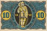 Germany, 10 Pfennig, 1331.1