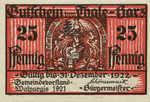 Germany, 25 Pfennig, 1320.4a