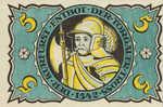 Germany, 5 Pfennig, 1331.2