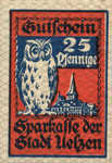 Germany, 25 Pfennig, U3.4a