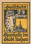 Germany, 25 Pfennig, U3.6b