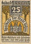 Germany, 25 Pfennig, U3.7a