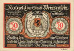 Germany, 50 Pfennig, 1403.2