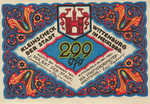 Germany, 299 Pfennig, 1445.2a