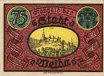 Germany, 75 Pfennig, 1391.2