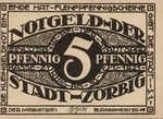 Germany, 5 Pfennig, 1475.1