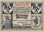 Germany, 50 Pfennig, Z15.1?