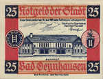 Germany, 25 Pfennig, 1010.1a