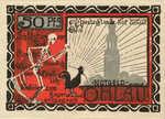 Germany, 50 Pfennig, 1011.1