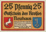 Germany, 25 Pfennig, 947.1