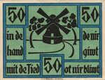 Germany, 50 Pfennig, 947.2
