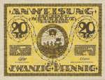 Germany, 20 Pfennig, N28.2