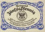 Germany, 50 Pfennig, N51.6d
