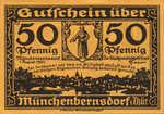 Germany, 50 Pfennig, 911.1