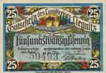 Germany, 25 Pfennig, L43.2