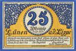 Germany, 25 Pfennig, 841.1