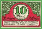 Germany, 10 Pfennig, 841.1