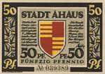 Germany, 50 Pfennig, 3.1a