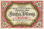 Germany, 50 Pfennig, 76.2